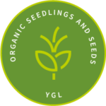 organic seedlings and seeds