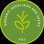 organic seedlings and seeds